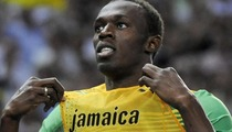 Olympic Champ Usain Bolt -- Car CRASH in Jamaica