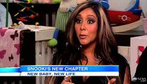 Snooki Reveals Baby Name!