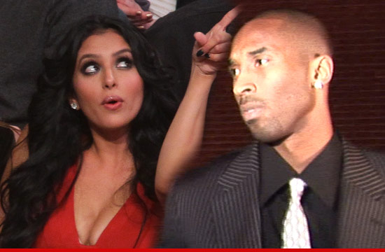 Kobe & Vanessa NOT Getting A Divorce!!!