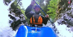 Bam Margera&#039;s PAINFUL Kayak Disaster -- Caught on Tape