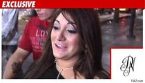 Deena from 'Jersey Shore' -- Making Her Mark