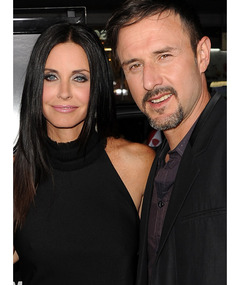 David Arquette Files for Divorce from Courteney Cox
