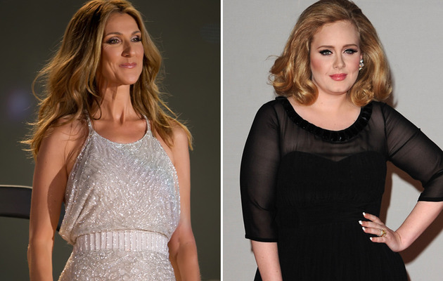 "Celine Dion Covers Adele's ""Rolling In the Deep"""