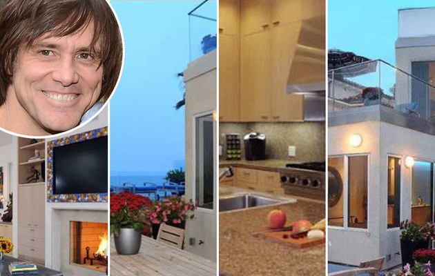 Jim Carrey Moving On from Malibu Home