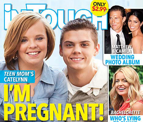 """Teen Mom"" Star Catelynn Lowell: I'm Definitely Not Pregnant!"