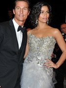 Matthew McConaughey & Camila Alves -- See Their Wedding Picture!