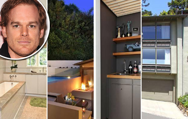 Michael C. Hall Ditching Hollywood Hills Home