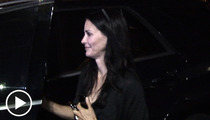 Courteney Cox -- Divorce Papers Don't Surprise Me