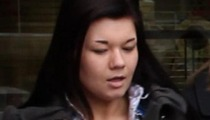 'Teen Mom' Star Amber Portwood Checks In to Prison