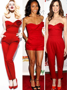 Riley Keough, Jada Pinkett Smith and Kristen Wiig ... Who Wore it Better?