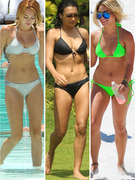 Hot Celebrity Beach Bods -- How You Can Get One Too!