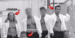 Channing Tatum&#039;s Ex-Stripper Pals -- You Stole Our Moves for &#039;Magic Mike&#039; 