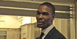 Judge to Chris Bosh -- You Can't Take Your Daughter to the Olympics