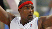 Chris Webber -- King Size Tax Lien