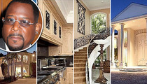 Rent Martin Lawrence's Beverly Hills Mega-Mansion -- for $200K Per Month!