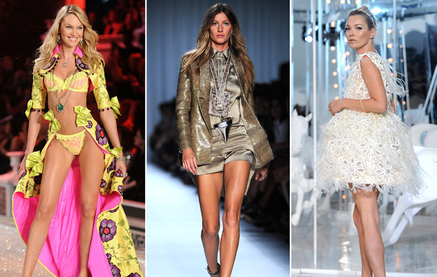Gisele Bundchen Tops Forbes' Highest Paid Models List