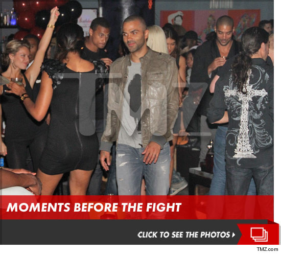 > Tony Parker's eye injury appears to be serious - Photo posted in BX SportsCenter | Sign in and leave a comment below!