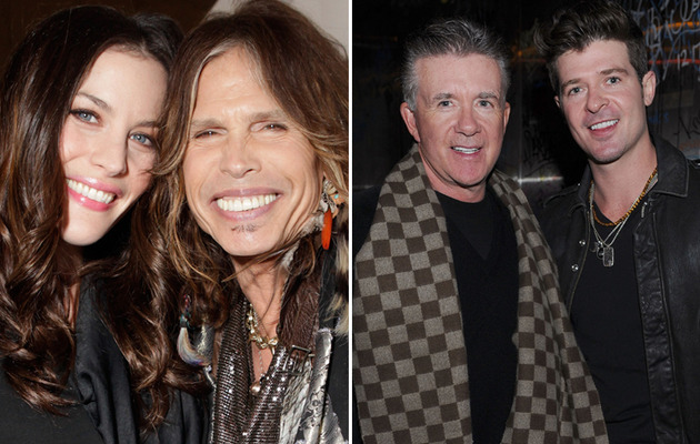 Celebrity Kid-Father Look-alikes!