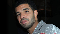 Drake -- Extra Security Called in for Concert Tonight