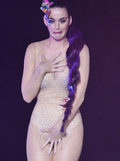 Katy Perry Slips Into Nude Bodysuit for 2012 Much Music Awards!