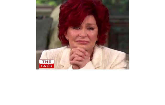 Sharon Osbourne Breaks Down Over Son Jack's MS Diagnosis