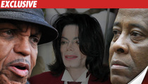 Joe Jackson to Sue Dr. Murray for Wrongful Death