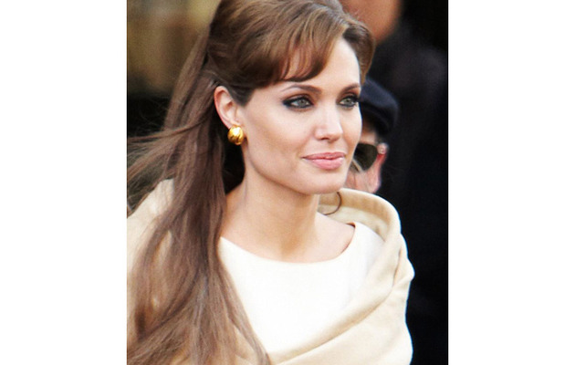 Angelina Jolie Wants to Be An Evil Witch
