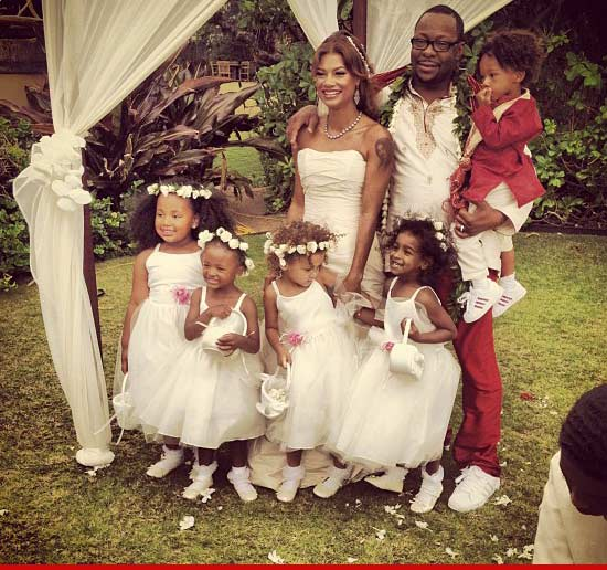 Bobby Brown married Alicia Etheredge in Honolulu