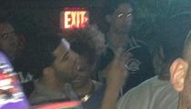 Drake Hits Up D.C. Nightclub -- 40 Bottles of Booze