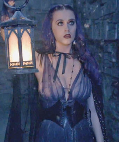 Katy Perry&#039;s &quot;Wide Awake&quot; Music Video -- A Goth Fairy Tale!