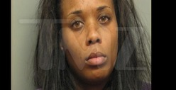 Dwyane Wade's Ex-Wife -- Mug Shot After Child Abduction Arrest