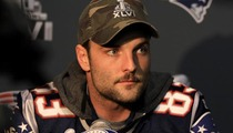 Wes Welker -- Reportedly Booted from Aspen Restaurant, Cops Called