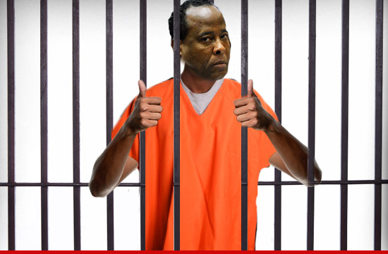 Conrad Murray 's prayers have been answered -- the good doc got a ...