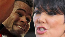 Kim Kardashian Sex Tape -- Kris Humphries Claims Kris Jenner Staged It