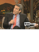 "Andy Cohen Attacked During ""Real Housewives"" Reunion ... By A Bird!"