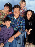 "Then & Now: The Cast of ""Roseanne"""