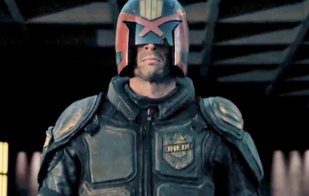 """Dredd"" Trailer -- First Look at Judge Dredd Remake!"
