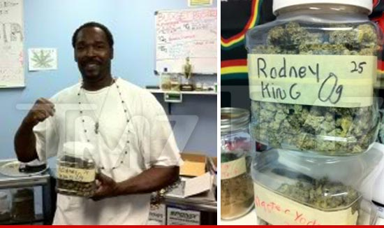 Rodney King OG weed