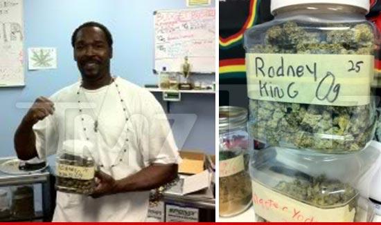 Rodney King OG weed