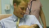 Prince William + Babies = Cute Overload!
