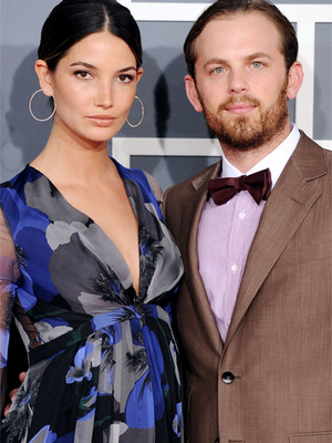 Lily Aldridge and Caleb Followill Welcome a Baby Girl!