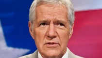Alex Trebek -- Hospitalized After Heart Attack