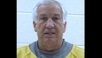 Jerry Sandusky in Jail -- Inmates Sang Pink Floyd ... 'Leave Those Kids Alone!'