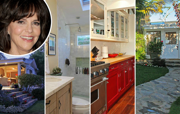 Inside Sally Field's Pacific Palisades Home!