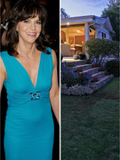 Inside Sally Field&#039;s Pacific Palisades Home!