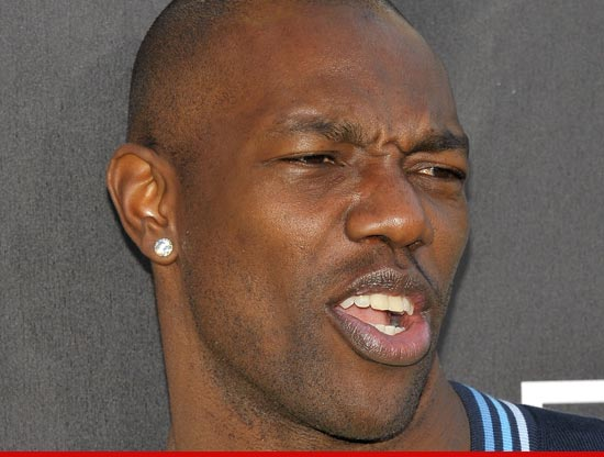 Terrell Owens naked sex photos?