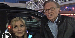 Larry King -- Ryan Seacrest Picks Out My Clothes