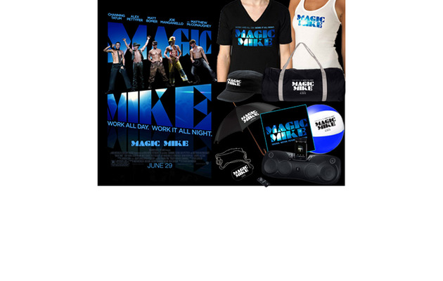 """Win a """"Magic Mike"""" Prize Pack!"""