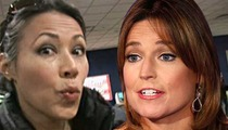 Ann Curry Negotiating Exit From NBC -- Savannah Guthrie a Lock