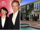 Warren Beatty and Annette Bening Separate -- From Their Mansion